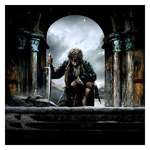 Hobbit. Размер: 60 х 60 см